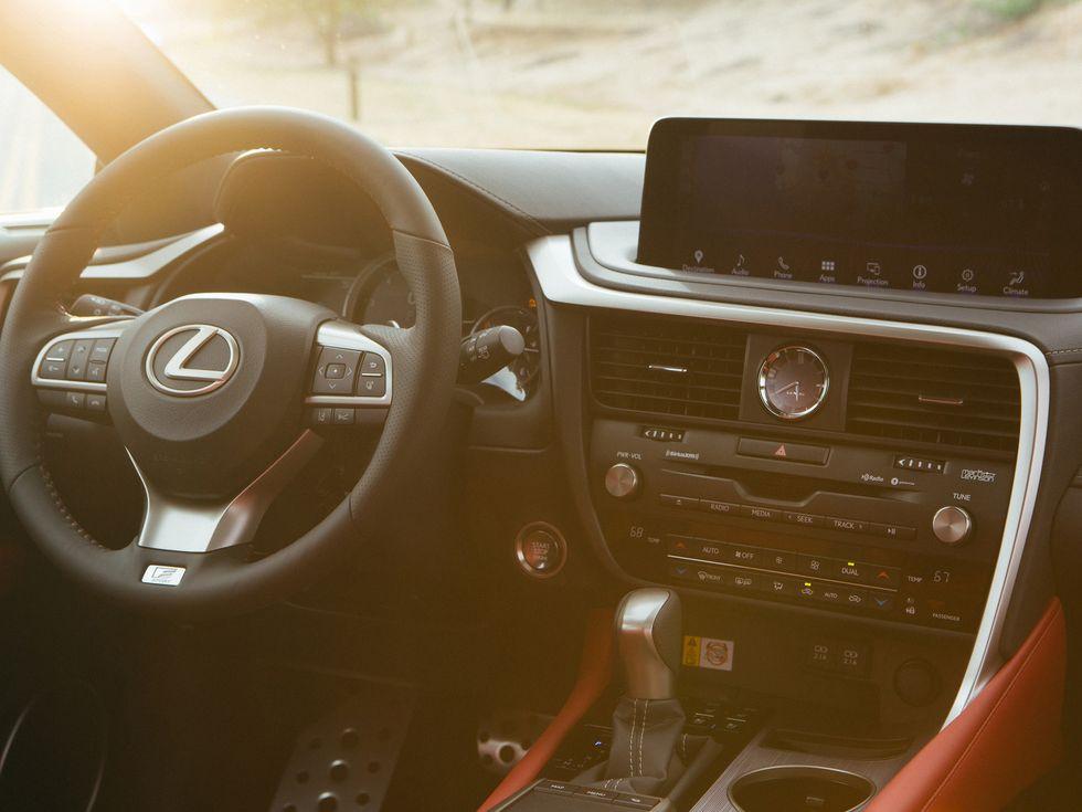 2020 Lexus RX 350 F-Sport