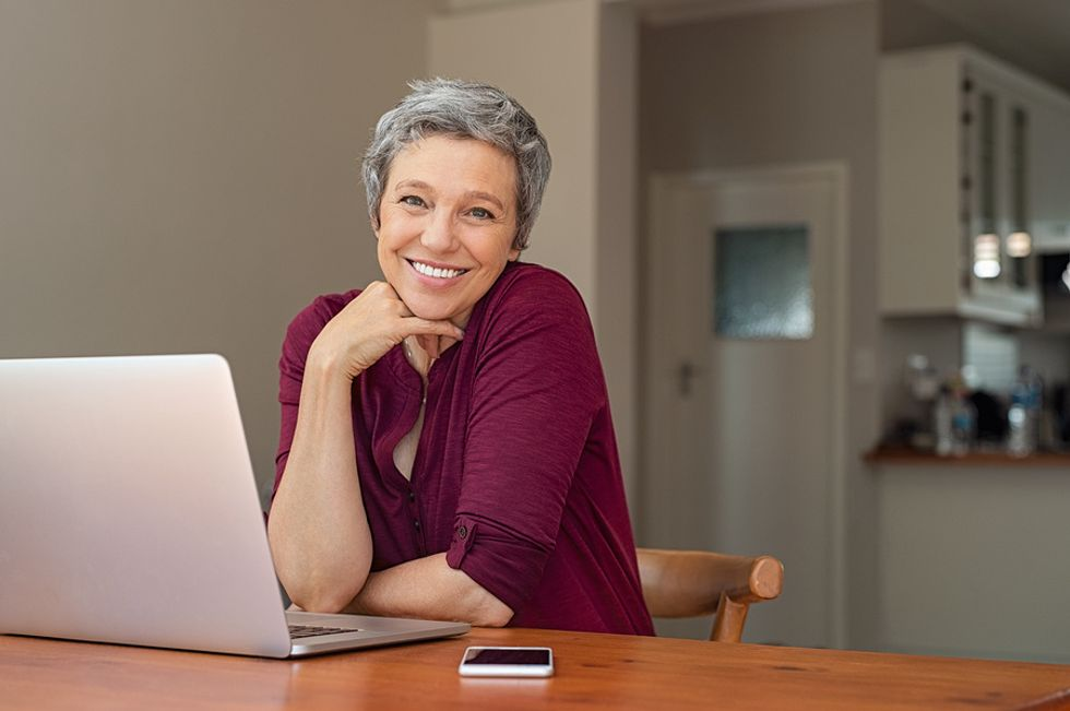 Allowing employees to work from home on occasion is a benefit that respects their work-life balance.