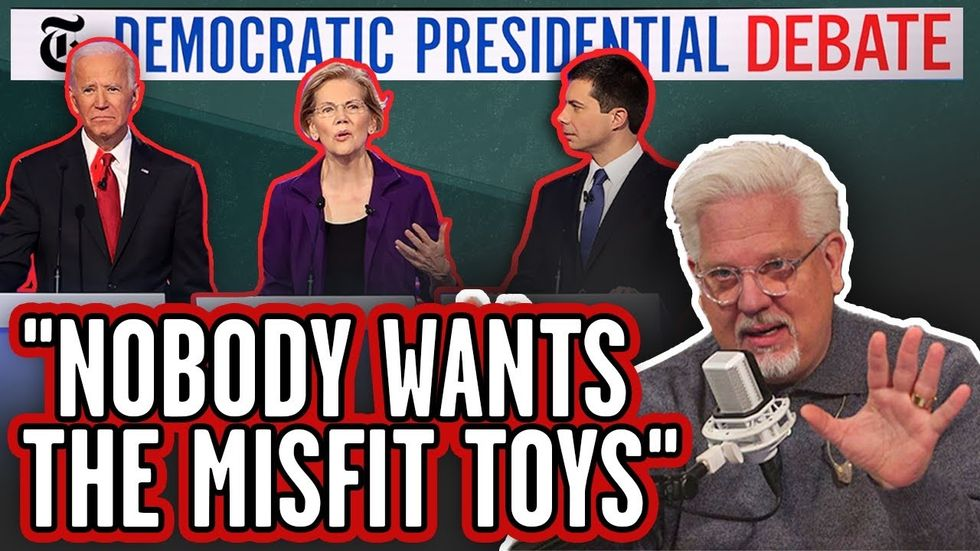 image for DEMOCRATS ARE THE MISFIT TOYS: This is why Trump was elected
