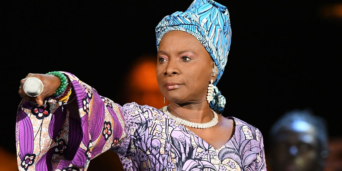'Take Africa Out of It and There's No Music for Y'all,' Angelique Kidjo on Success, 'World Music' & Championing New African Talent