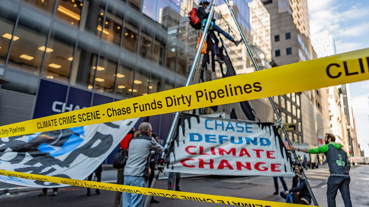 JP Morgan Economists Warn of 'Catastrophic Outcomes' of Human-Caused Climate Crisis