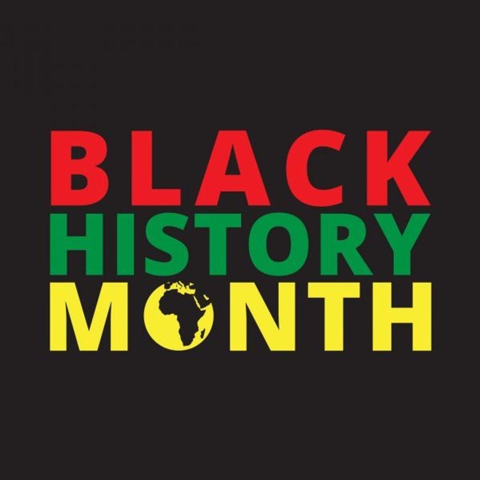 Happy Black History Month!