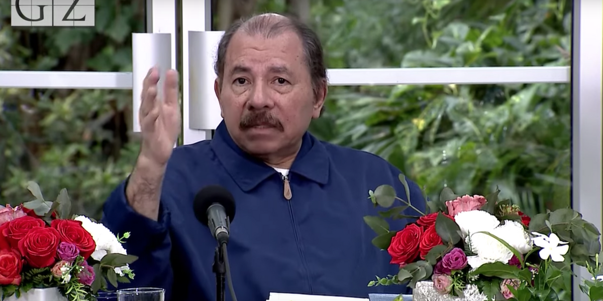Video: Nicaragua's socialist dictator endorses Bernie Sanders, who once compared him to Abraham Lincoln