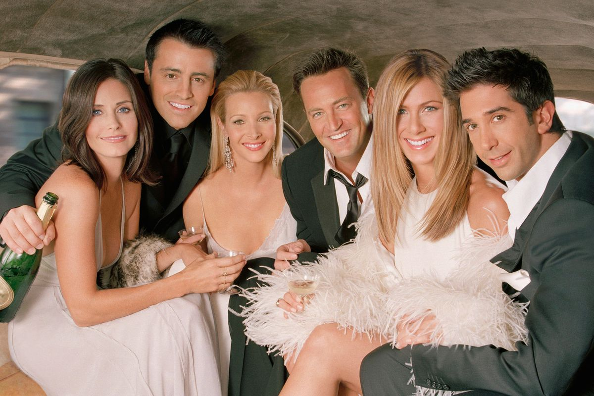 The 'Friends' Reunion Is Happening