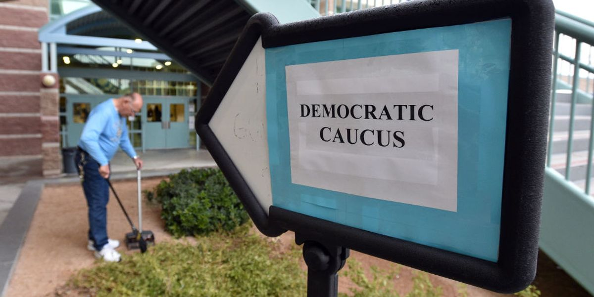 Nevada Democratic caucus kicks off with major issues,...