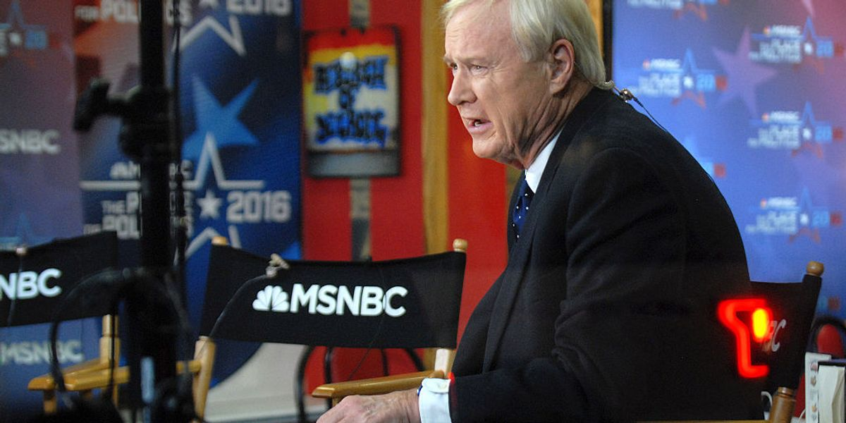 Chris Matthews: Dems may be better off with Trump re-elected than Sanders 'taking over' the party