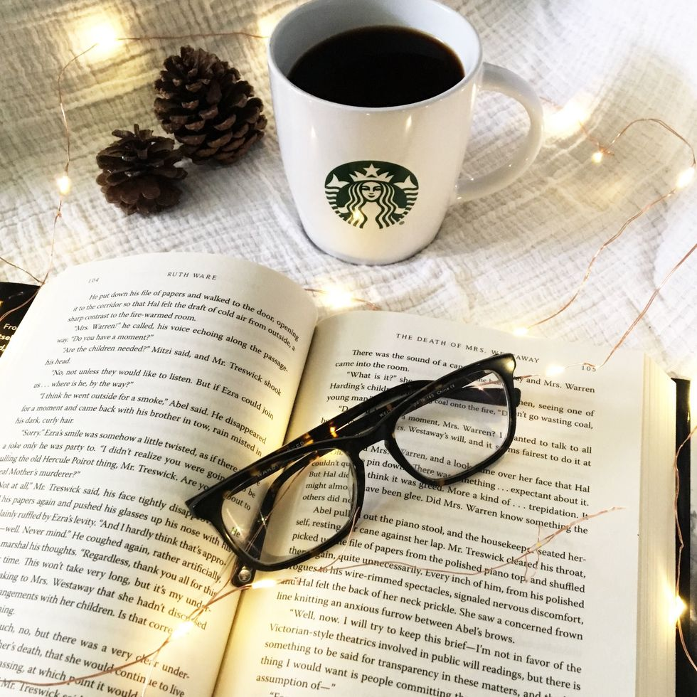 Cafe and Books - my way of life