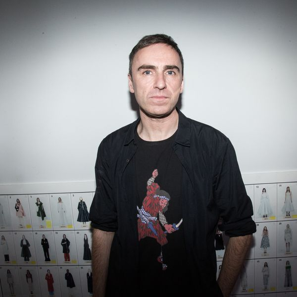 Raf Simons Joins Prada as Co-Creative Director