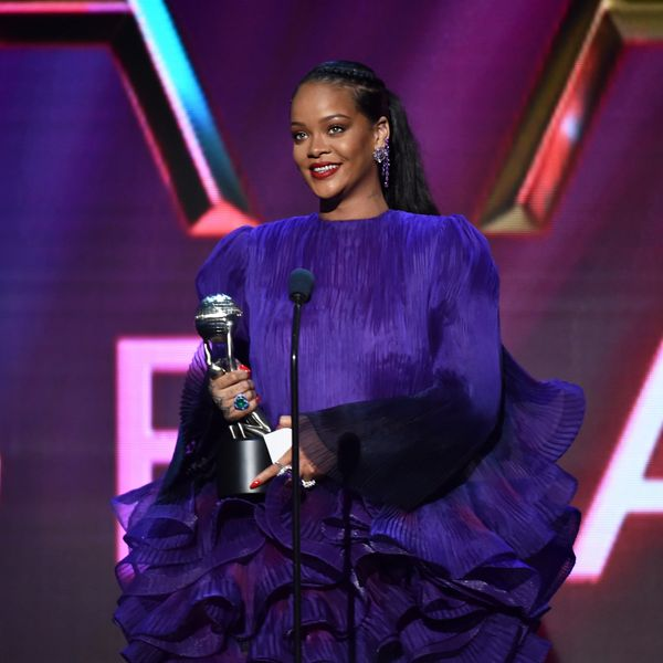 Rihanna Says Society's Problems Are Everybody's Problems