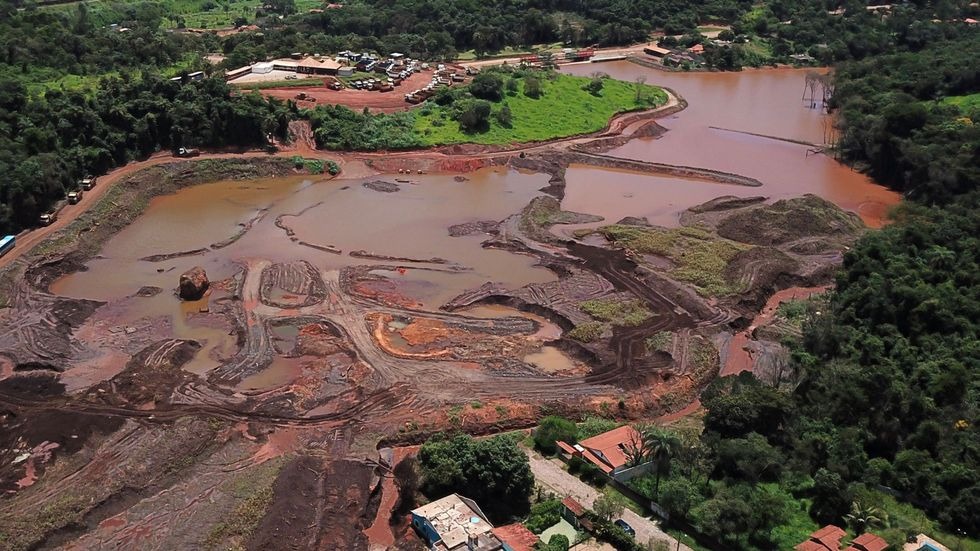 Mine Waste Dams Threaten the Environment, ...