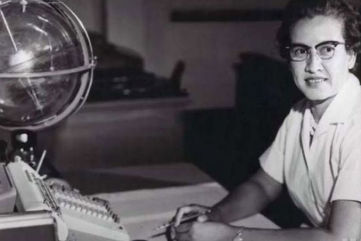 Katherine Johnson, NASA math genius and 'Hidden Figures' hero, has passed away at age 101