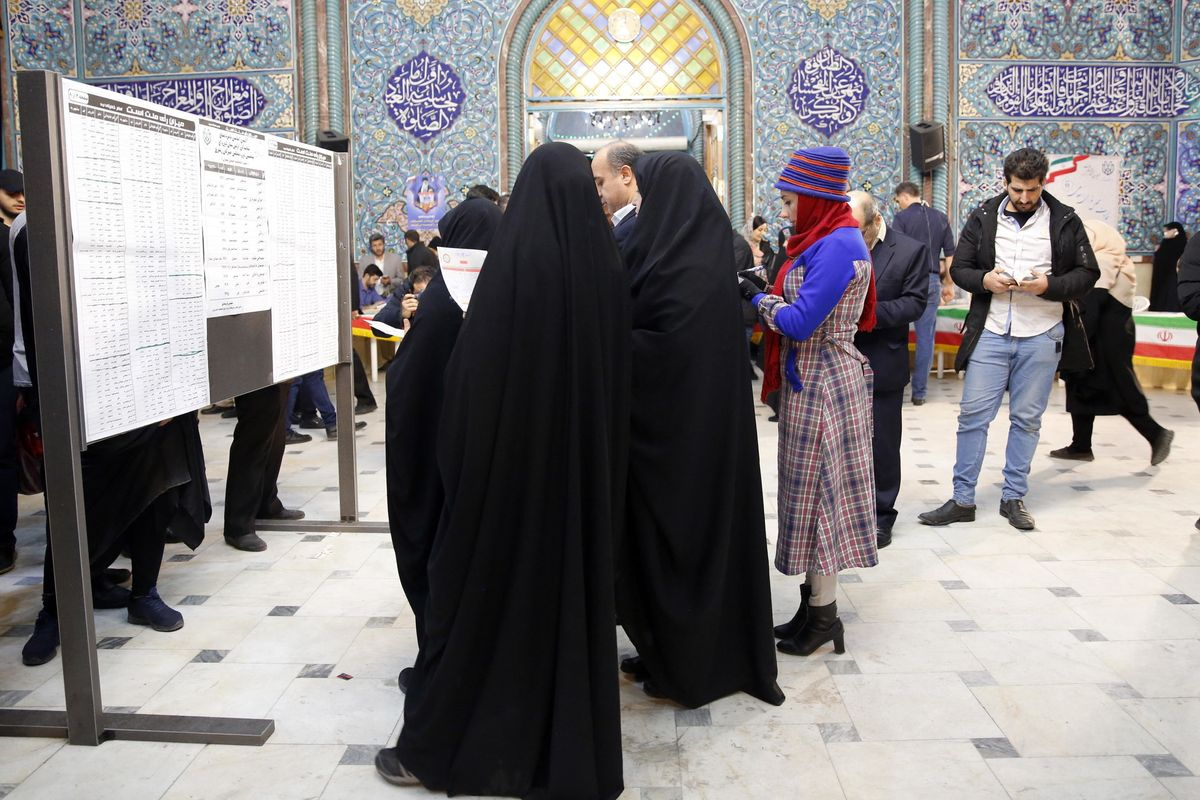 Più dei conservatori in Iran ha vinto l'astensione