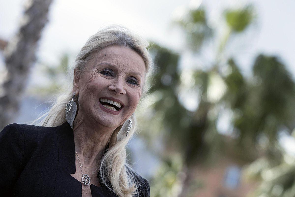 Barbara Bouchet: «Le montagne russe della mia vita da film»