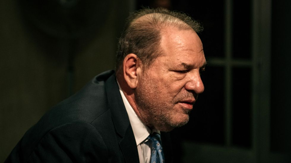 No Matter What Harvey Weinstein's Sentence Is, It Will NEVER Be Enough