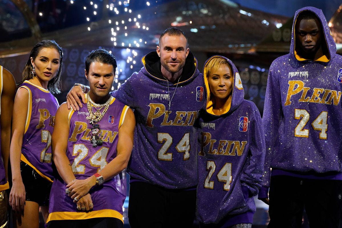 Philipp Plein Criticized for Kobe Bryant Fashion Show Tribute
