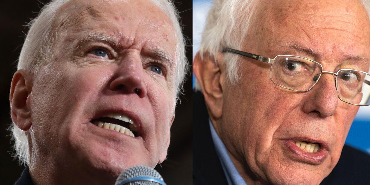 Joe Biden excoriates Bernie Sanders in scathing statement about 'offensive' Cuba comments