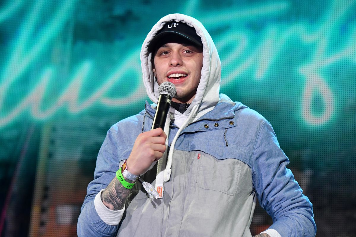 Pete Davidson Talks About His Break Up With Ariana Grande