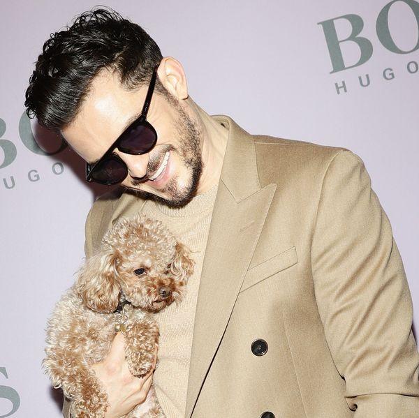 Orlando Bloom's Puppy Is Fashion's Latest Influencer