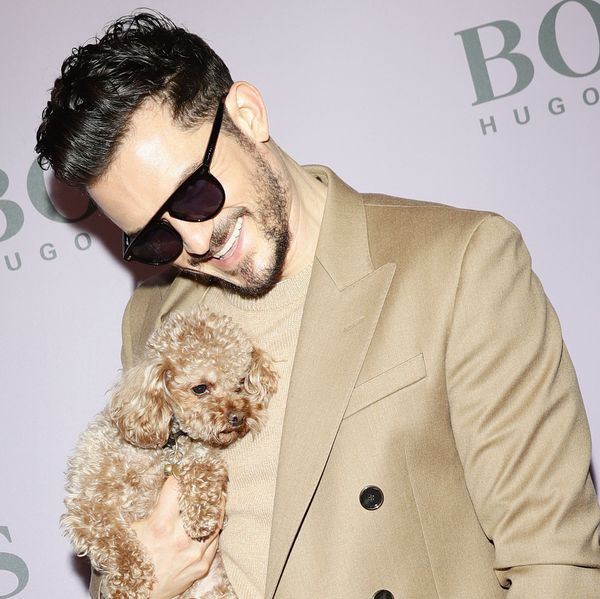 Orlando Bloom's Puppy Is Fashion's Latest Influencer