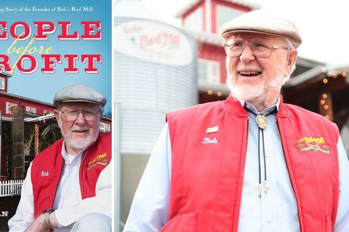 The 91-yr-old founder and president of Bob's Red Mill might just be the world's best employer