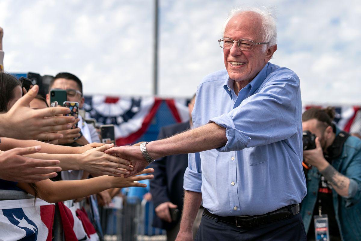 Kim Gordon, M.I.A, Telfar Endorse Bernie Sanders