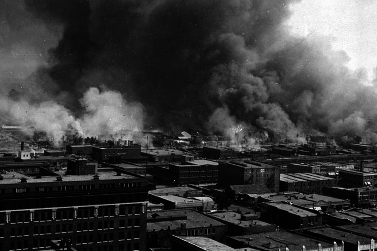 Oklahoma leaders announce they'll finally start teaching about the 1921 Tulsa Race Massacre in schools