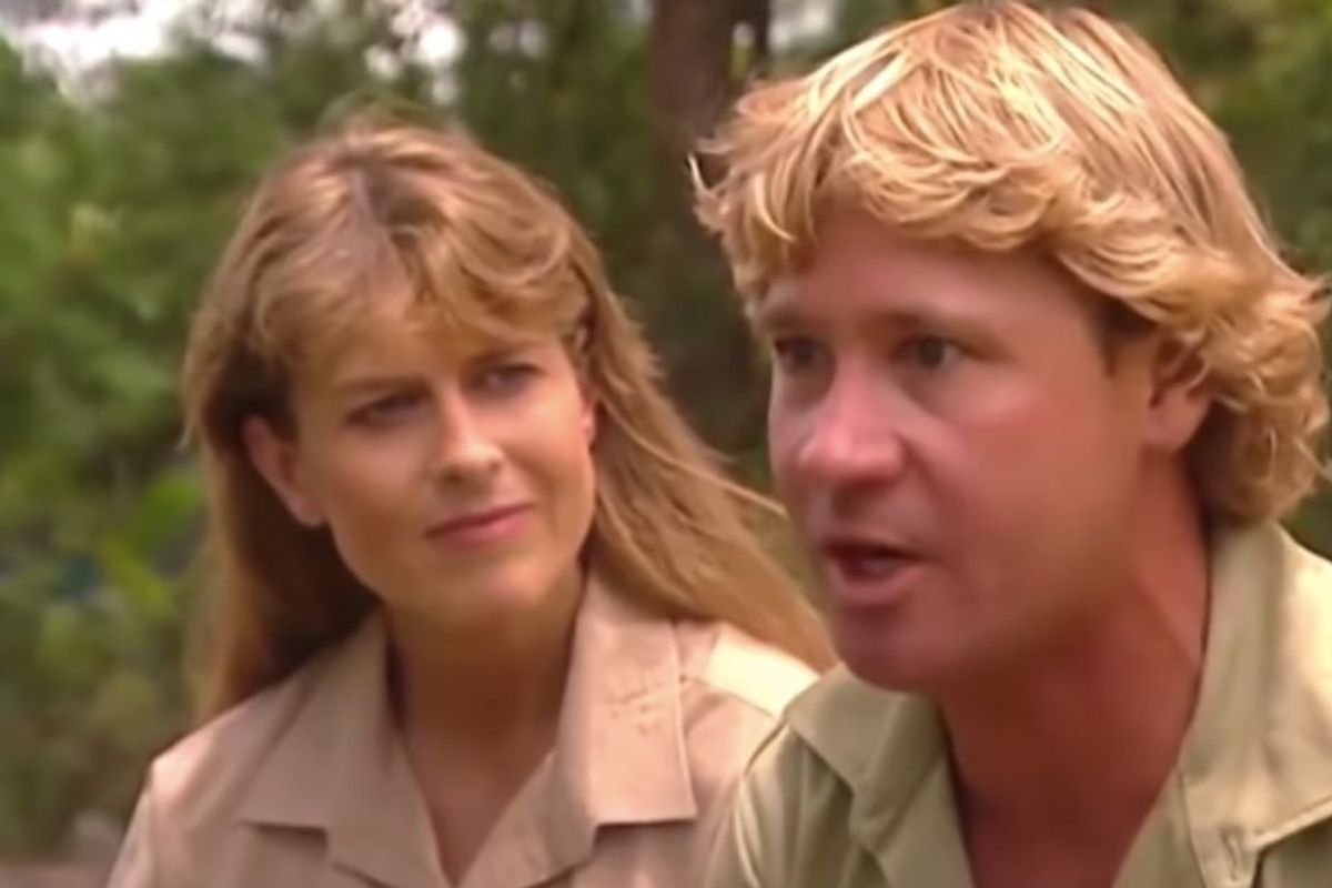Steve Irwin said he loved money and couldn't get enough of it—for the best reason, of course