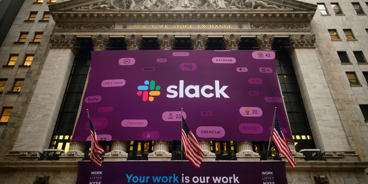Microsoft or Slack: A turning point for enterprise software