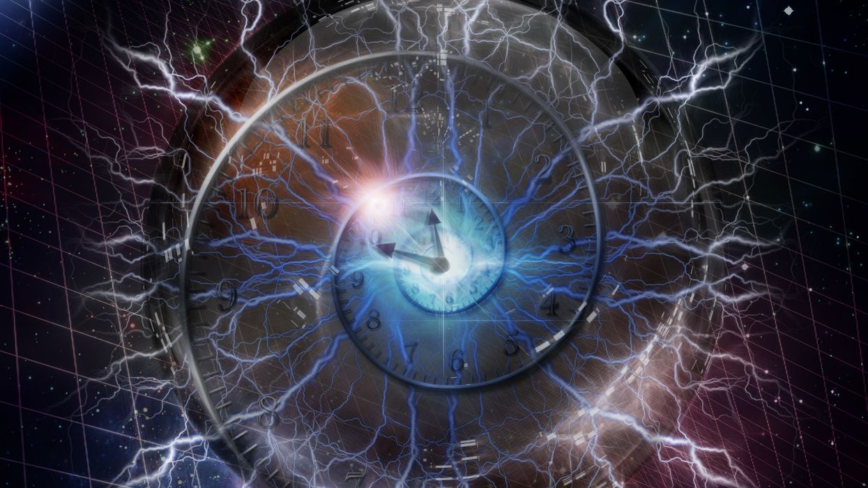 Scientists discover how to use time crystals to power superconductors