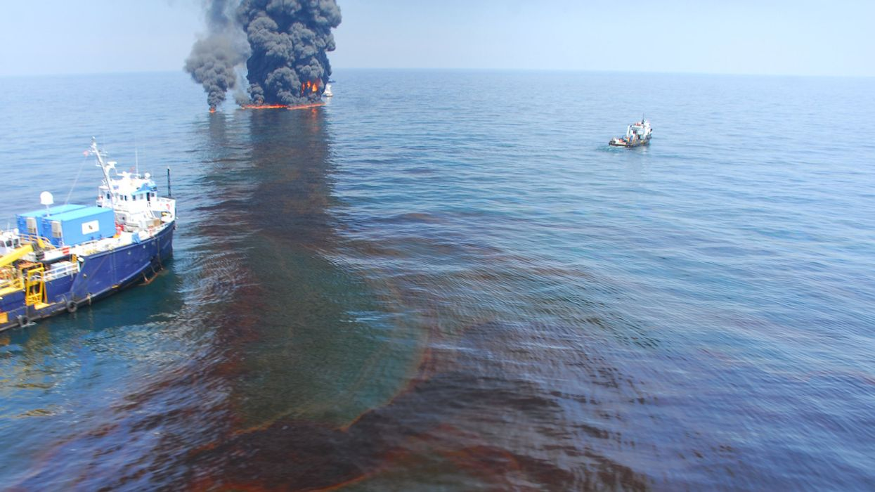 Deepwater Horizon Also Spilled 'Invisible Oil,' Harming Far More Marine Life Than Previously Known