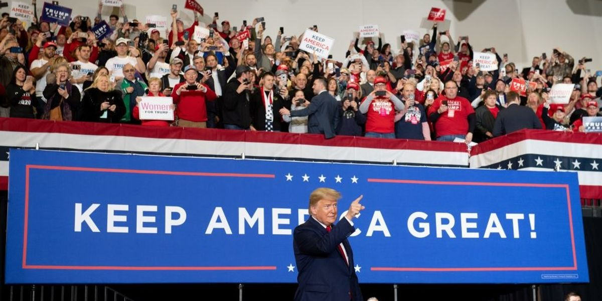 Poll finds terrible news for Dems: Americans are happier under Trump than during Obama's presidency