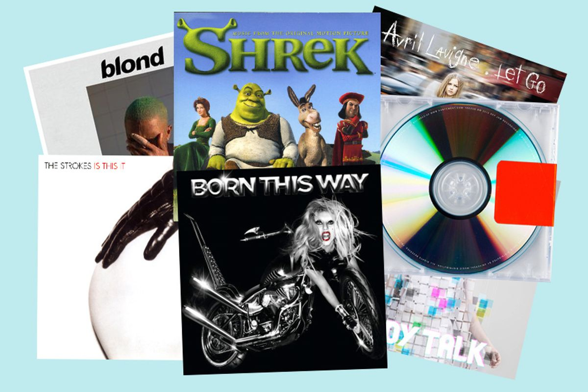 The 7 Albums That Define the PAPER Staff