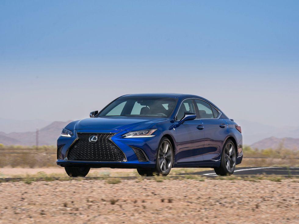 2020 Lexus ES F-Sport