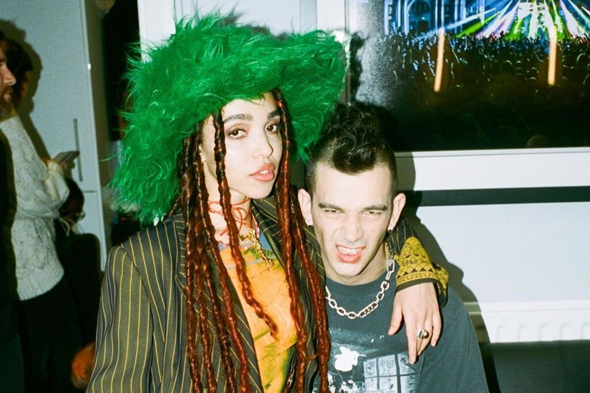 Are FKA Twigs and Matty Healy Dating?