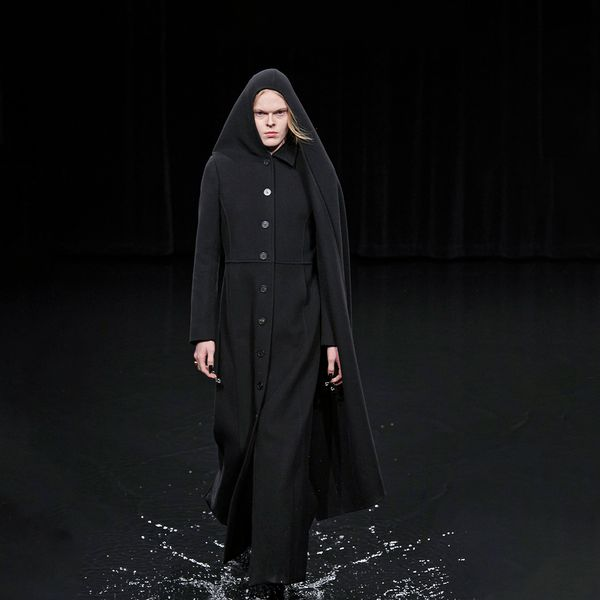 There Was No Escaping Our Planet's Demise at Balenciaga