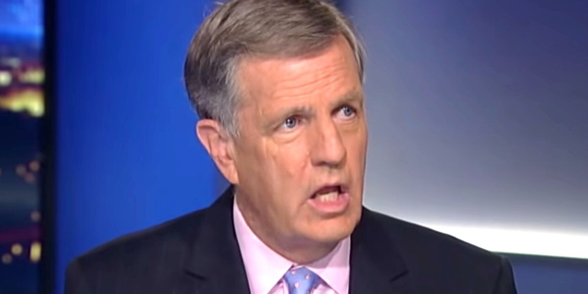Brit Hume posts a screenshot about 2020 election — and ends up trending nationally over embarrassing background tab