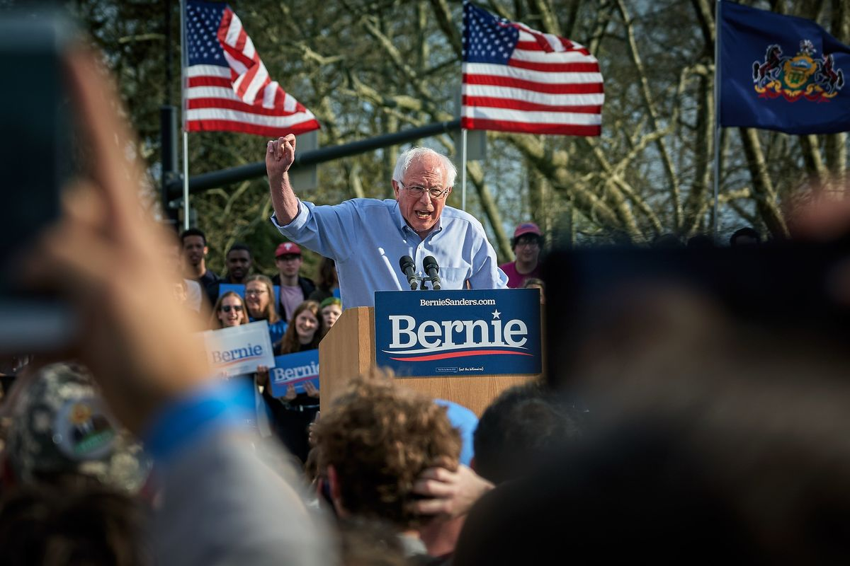 Bernie Sanders gets his first Super Tuesday win in home state of Vermont