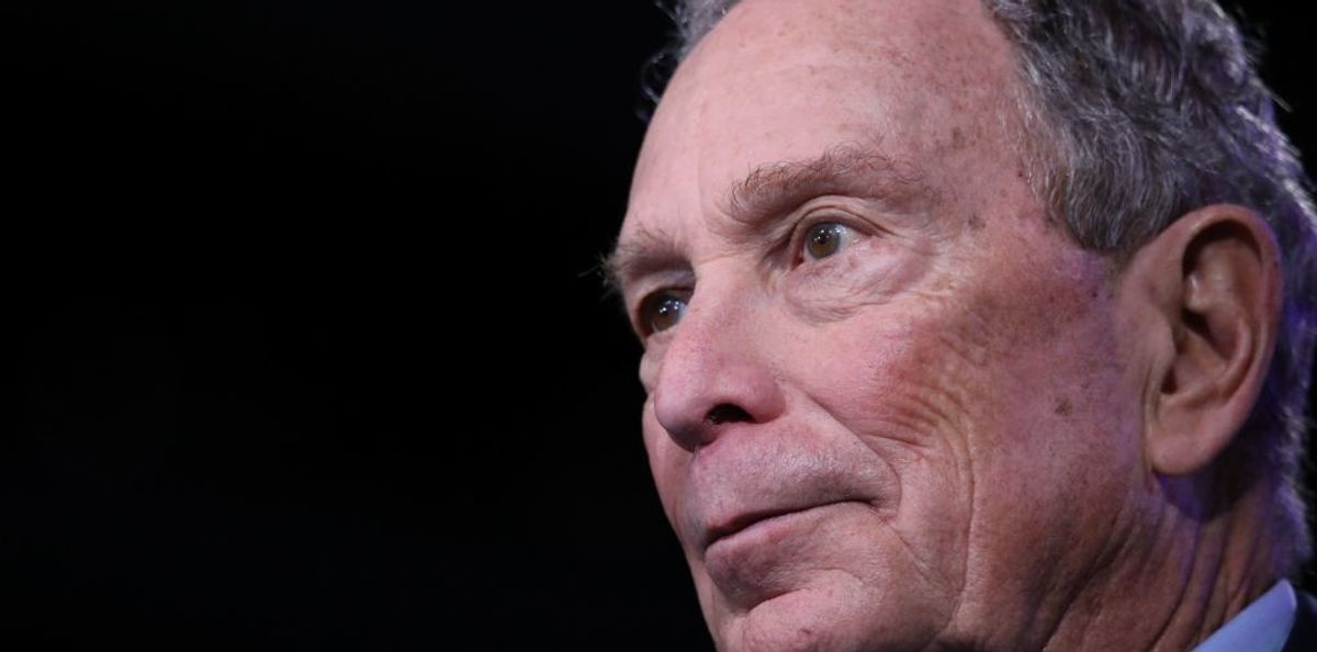 Bloomberg spent $18.4 million for exactly one delegate in Virginia and North Carolina 1