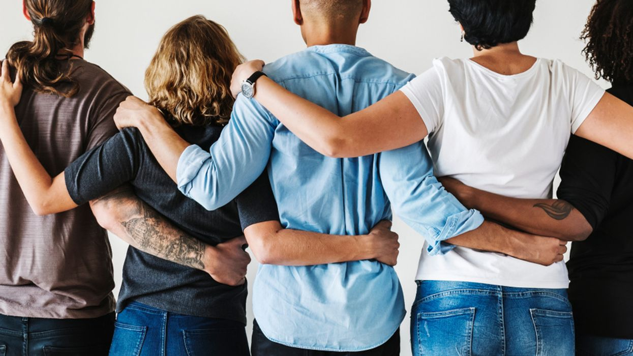 opposite of addiction is community concept of community group therapy