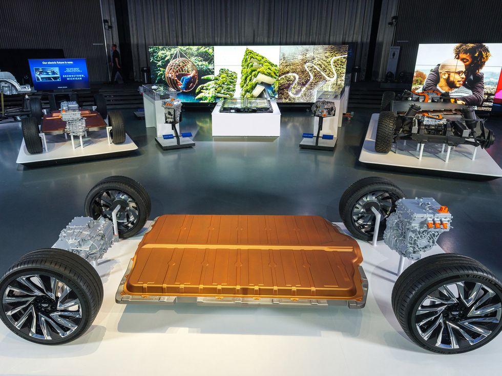 General Motors EV platform