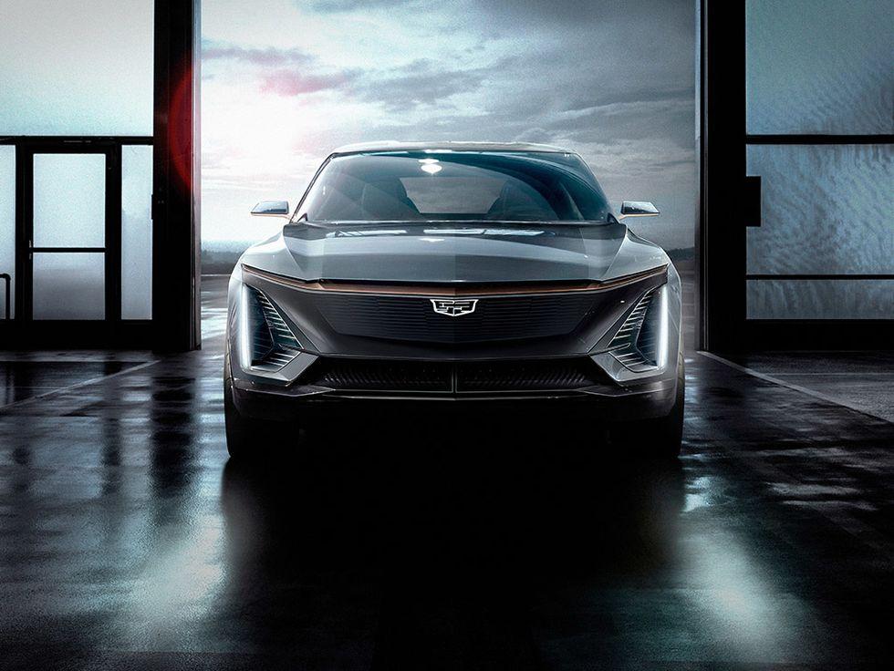 2021 Cadillac Lyriq