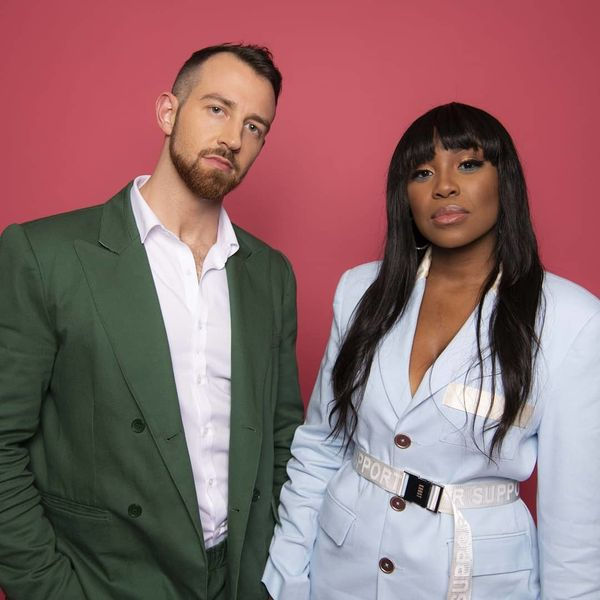 'Love Is Blind' Stars Lauren and Cameron Drop by Internetty