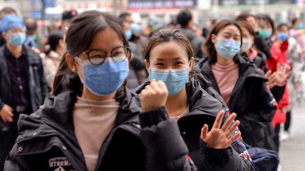 The Coronavirus Isn't An Excuse For Your Anti-Asian Racism