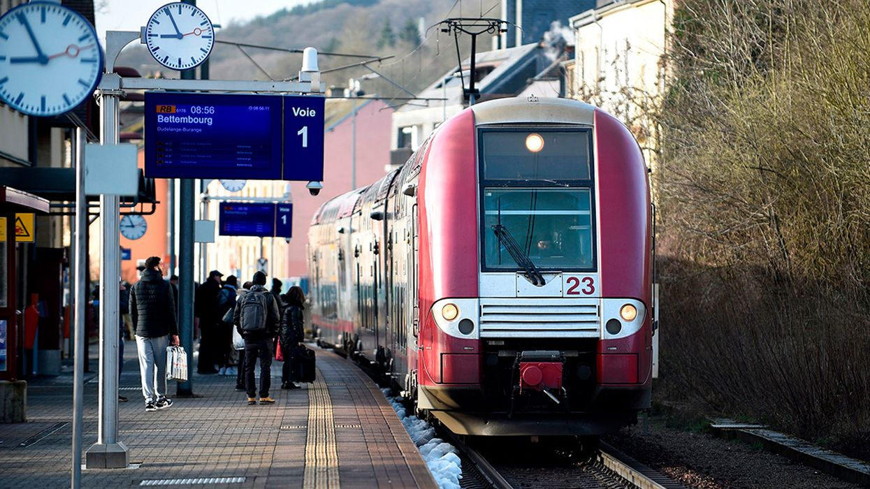 Luxembourg Makes Public Transport Free