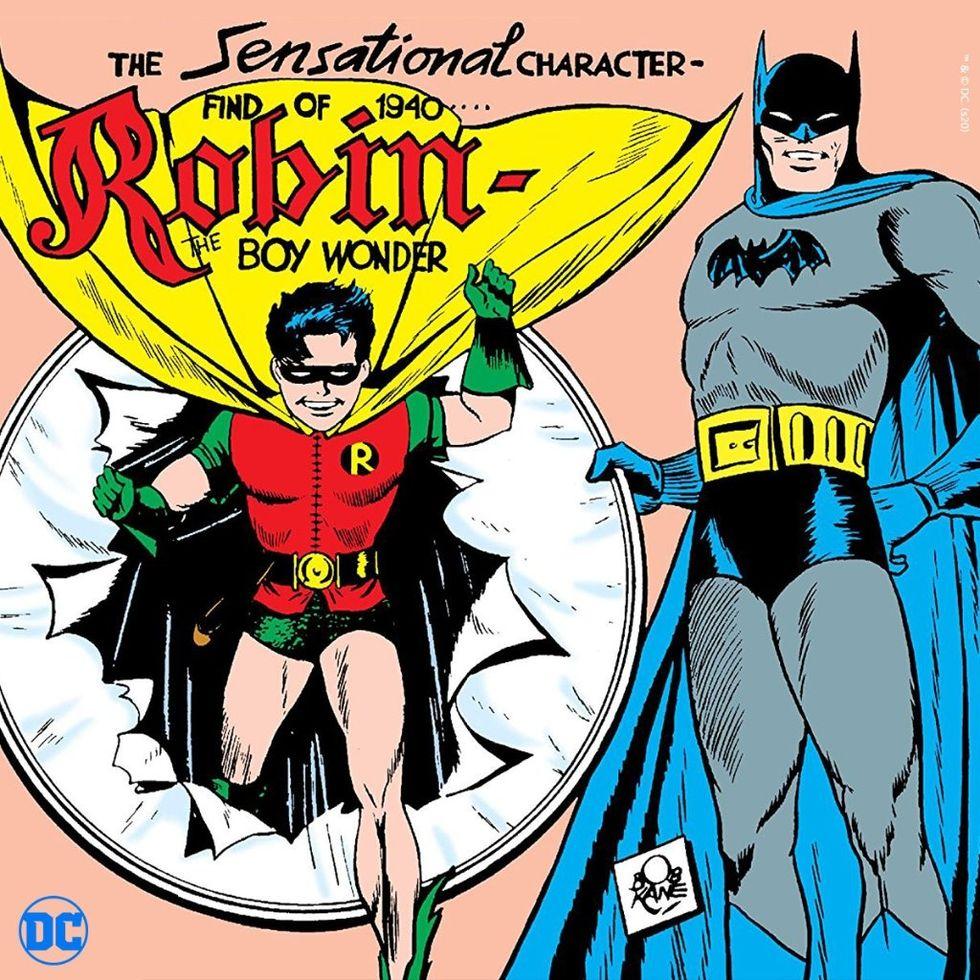 Batman Guide: The Evolution of Robin