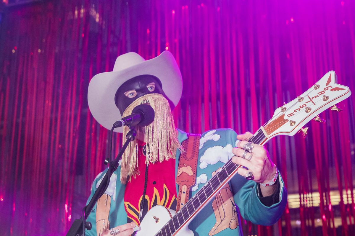 Orville Peck Played For the MoMA Crowd