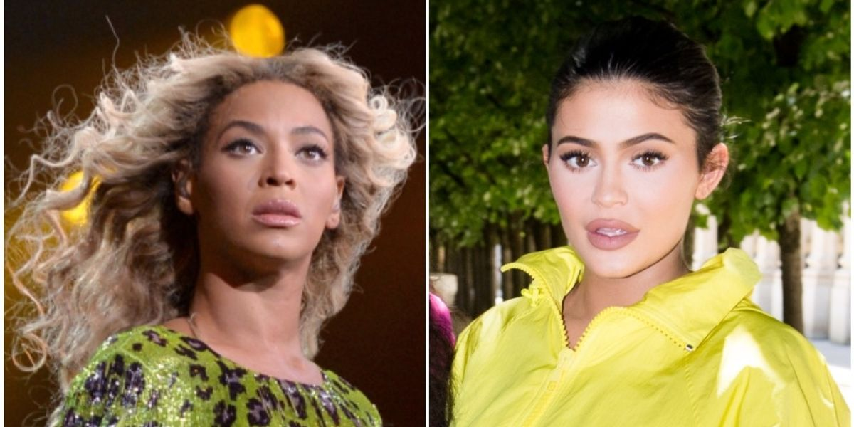 Kylie Jenner Accused of 'Ripping Off' Beyoncé