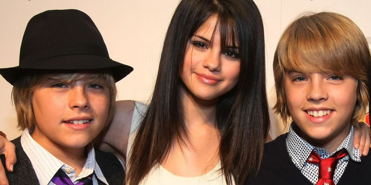 Selena Gomez Talks About Her First Kiss With Dylan Sprouse