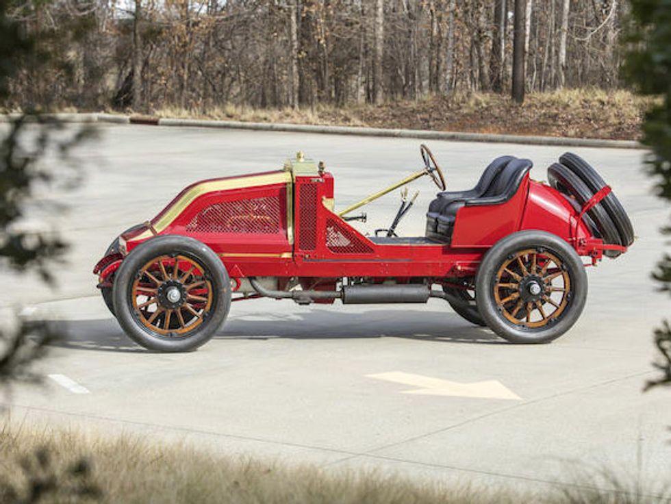 1907 Renault Type AI 35/45HP Vanderbilt Racer