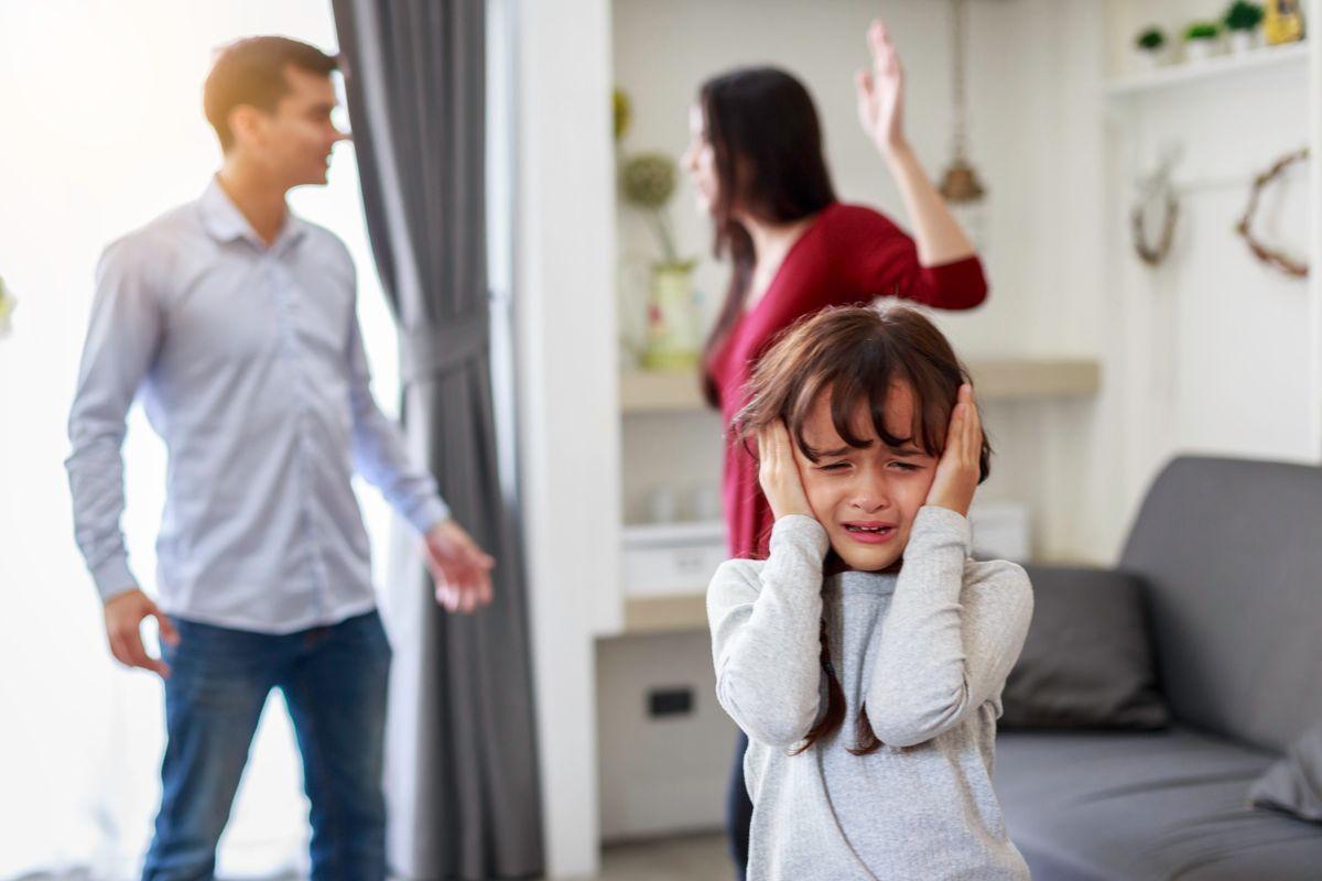 Il divorzio, diritto ignobile che rovina i figli